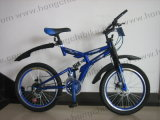 "Fashion 26"" Alloy Frame Professional MTB Bike/Suspension Speeds Mountain Bicycle with High Quality (HC-MTB-29501)"