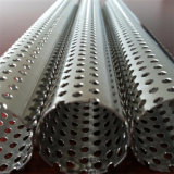 Filter Element Perforated Tube Pipe for Automobile Exhaust System