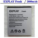 Explay Fresh Battery 2000mAh High Quality Accumulator Accu