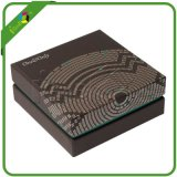 Textured Paper Cardboard Box with Offset Printing Logo