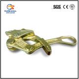 Forged Alloy Steel Little Mule Wire Rope Grip