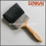 Natural Bristle Brush for Paint Brush Using