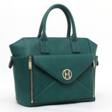 Newest 2014 Autumn/Winter Fashion Designer Ladies PU Handbag (D13082)