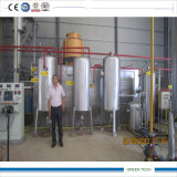 Used Engine Oil Refining Disitllation Plant for Indonesia Market