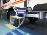 Electric Folding Step for Motorhome