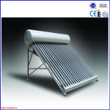 Non-Pressurized Solar Water Heater System with Ce