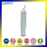 24kv Lightning Arrester Conductor 5ka Break Capacity Porcelain