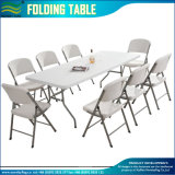 6′ Folding Table Portable Plastic Indoor Outdoor Picnic Party Dining Camp Tables