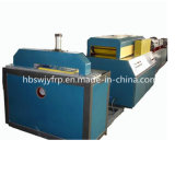 Automatic Pultrusion Machine for FRP Structural Profiles