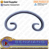 Hot Dipped Wrought Iron C Scrolls Ornamental