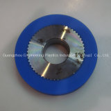 Blue PA66 Roller with Bearing Manufacture