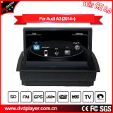 Windows Ce GPS Navigation for Audi A3 (2014--) GPS DVD Player with Video Blurtooth