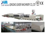 Plastic Extrusion PVC Crust Foamed Board Extrusion Line