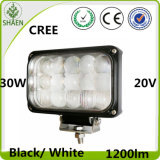 "High Quality LED Driving Work Light 45W 6"" 4D"