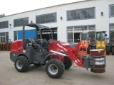 Barrel Clamp Wheel Loader (HQ910C) with CE, SGS