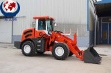 Hzm Factory Loader Construction Machine 2 Ton Wheel Loader