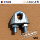 China Factory Cable Clamp Malleable Type B Wire Rope Clips