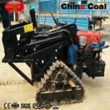 Walking Type Ditching Machine Crawler Ditching Machine