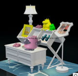 Display Table for Retail Shop Decoration