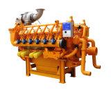 50Hz 1500rpm Googol Natural Gas Engine for Generator 160kw-1450kw