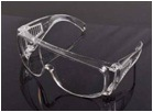 Customized Transparent Clear PC Safety Glasses Product Ce Standard