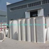 Insulated FRP Duct Modular Collect
