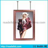 Double Sided Advertising Display Frame LED Light Box Sign Board