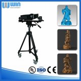 High Efficiency and Low Cost 3D Laser Scanner