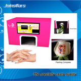 2016 Mini High Quality Touch Screen Intelligent Host Computer Finger Nai Printer /Flower Printer /L Salon Printer