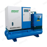All Features Screw Air Compressor