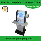 Self-Service Payment Kiosk for Library with Magnetic Detection