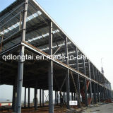 Larger Span Steel Structure Plant