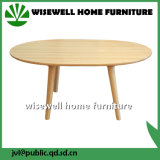 Solid Pine Wood Living Room Coffee Table