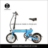 New Coming 14 Inch Folding Electric Bicycle Bike 250W En15194