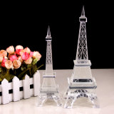 Crystal Tower Model Building, Crystal Craft for Special Gifts (KS07004)