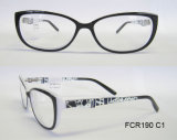 Italy Design Eyeglasses with Optical Lenses
