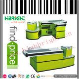 Supermarket Retail Cash Register Checkout Counter