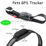 Pets GPS Tracker Device with Google Map Tracking (EV-200)