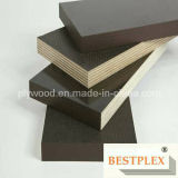 Joint-Finger Film Faced Plywood, One-Time-Hot-Press Construction Plywood,