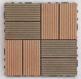 Cheap Waterproof WPC Outdoor DIY Tiles