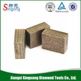 Sandwich Granite Cutting Diamond Segment for European Market