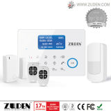 GSM Wireless Home Touch Keypad Burglar Alarm with APP Control