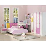 Children Furniture - Wooden Bedroom Furniture (WJ277354)