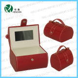 New Professional Leather Cosmetic Case (HX-Z016)
