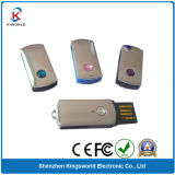 Metal Stainless Steel USB Disk 2GB with Diamond