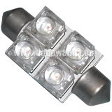 36mm Festoon LED Auto Lighting (S85-36-004Z05SN)