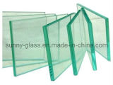Tempered Glass Toughened Glass for Window / Doors