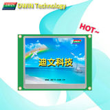 3.5 Inch Uart TFT LCD Module/HMI, Touch Screen Optional, Dmt32240m035_03W