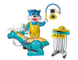 Original Children Dental Unit Kids Dental Chair (A8000-IB)