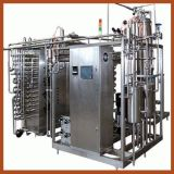 Complete Set of Pipe Uht Pasteurizer